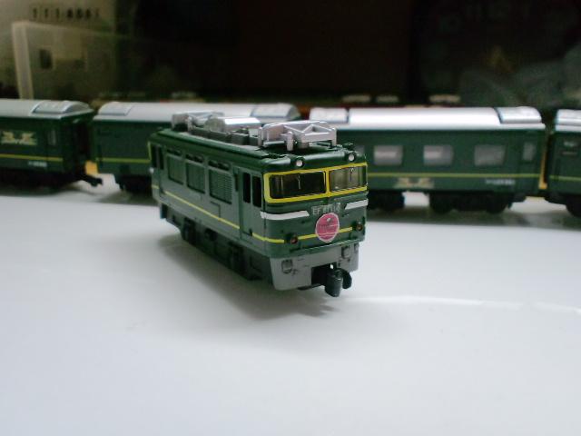 EF81トワイライトエクスプレス