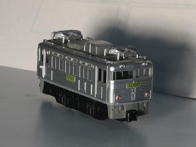 富士セットに入っているEF81形300番台